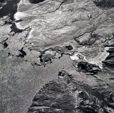 Emmet Gowin, 'Spirit Lake, Mount Saint Helens', 1981