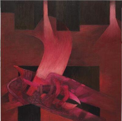 Fernando de Szyszlo, 'Mesa ritual', 1986