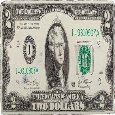 Wang Jin, '2 US Dollars', 2007