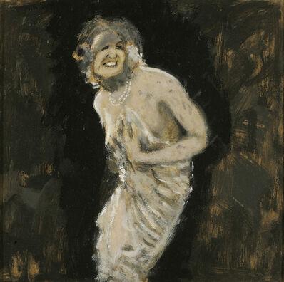 Alfons Walde, 'Glamorous Lady', 1920-1925