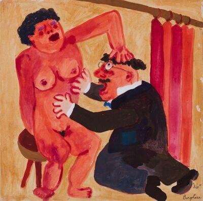 Franz Borghese, 'No', 1976