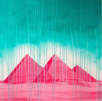 Feng Zhengjie 俸正杰, 'The landscape - Pyramid', 2020