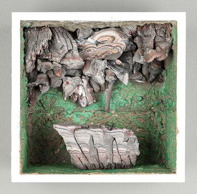 Bernardo Montoya, 'Cueva # 1 en Ray Planet. Instituto Arte y Maravillas', 2018