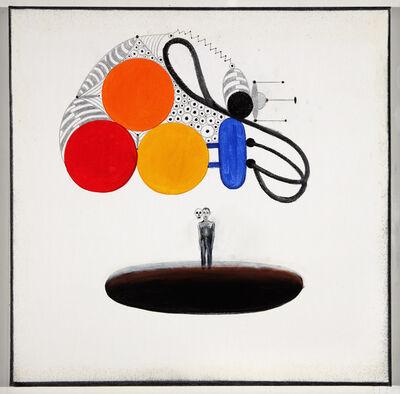 Luis Cruz Azaceta, 'The Artist I', 2013