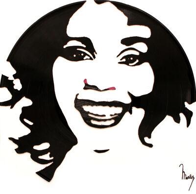 Georges Monfils, 'Whitney Houston ', GFA600