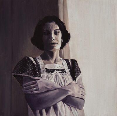Gina Gwen Palacios, 'Josefina Flores Villarreal', 2017
