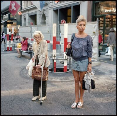Deanna Templeton, 'Ladies, Zurich'