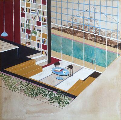 Charlotte Keates, 'Lineation 1', 2016
