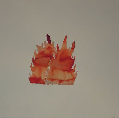 Nadia Ayari, 'Untitled (Fire III)', 2016