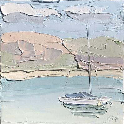 Sally West, 'Pittwater Study 1 (17.9.18) Plein Air', 2018