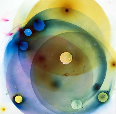 Rosemarie Fiore, 'Smoke Eclipse #52', 2015