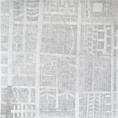 Katsuhiro Terao, 'Pottery Building Under Construction', 2015