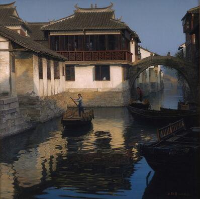 Yihua Wang, 'Early Morning, Zhouzhuang ', 2008
