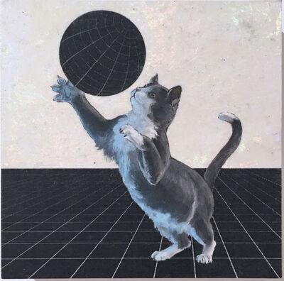 Alexis Kandra, 'Happy Cat', 2019