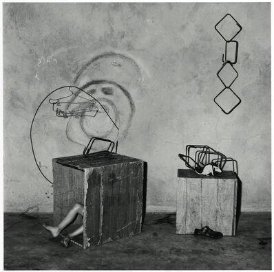 Roger Ballen, 'Hideaway, 2003', 2003
