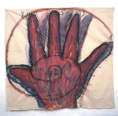 Mario Merz, 'Senza titolo, mano spirale', ND