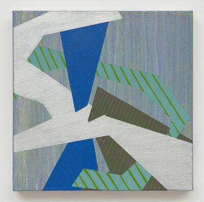 Laura Mosquera, 'Silver Slip Right Twist', 2014