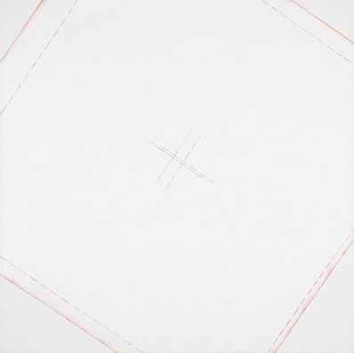 Claudio Verna, 'Superbianco I', 1975