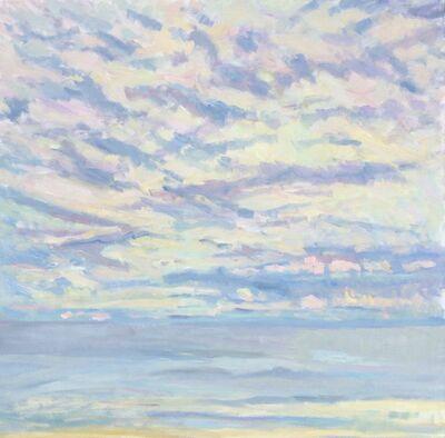 Priscilla Whitlock, 'Calm Water, Sky', 2018