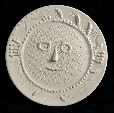 Pablo Picasso, 'Visage aux mains', N/A