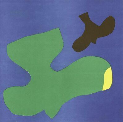 Philip Sutton RA, 'HawaII; Pacific', 1966