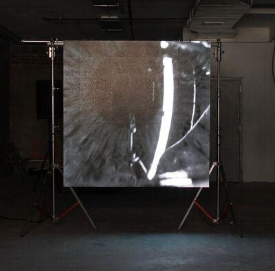 Nitemind, 'Untitled [Nine-Panel Eye]', 2018