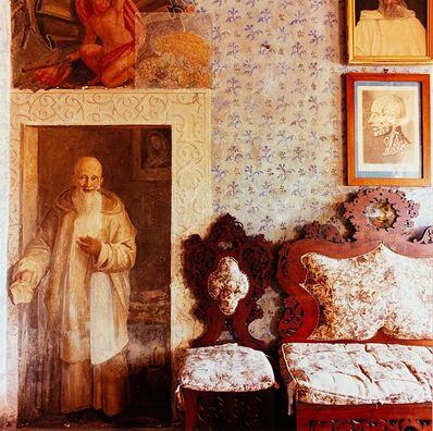 Giovanni Chiaramonte, 'Guardiano, Trisulti', 1990