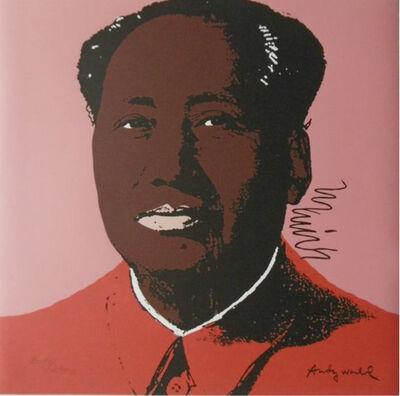 Andy Warhol, 'Mao (Pink Version)', ca. 1986