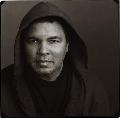 Annie Leibovitz, 'Muhammad Ali, New York', 1996-printed later