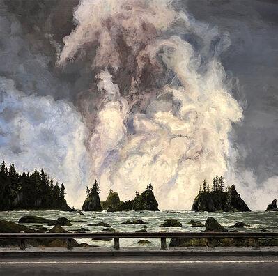 Michael Paul Miller, 'Shi Shi Cloud', 2019