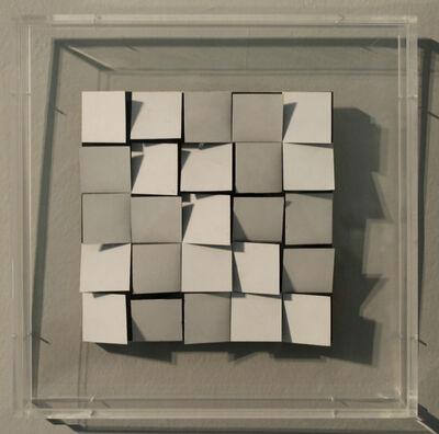 Edoardo Landi, 'Quadrati cinevisuali', 1998