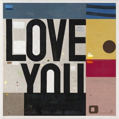 David Spiller, 'Love You - Hold Me ', 2012