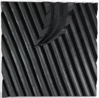 Frédérique Jeantet, 'Rytmique des failles', 2018