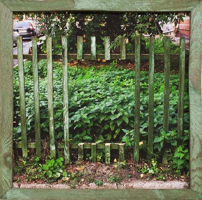 Brad Downey, 'Fence#4', 2015