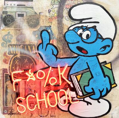 Rock Therrien, 'F*%k School', 2020