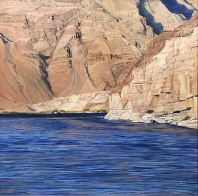 Barbara Clements, 'Looking Across the Colorado River to Marble Canyon Walls', ca. 2019