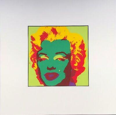 Andy Warhol, 'Marilyn for Art Basel', 1987
