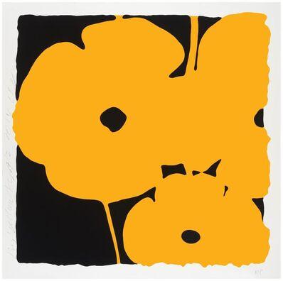 Donald Sultan, 'Big Yellow', 2014