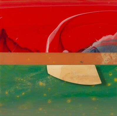 Sam Gilliam, 'Strata', 2000