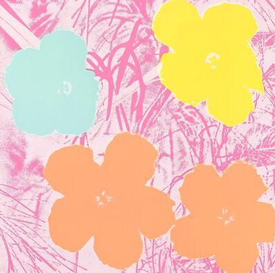 Andy Warhol, 'Flowers II.70', 1970