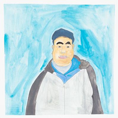 Jason Monzon, 'Untitled (Self Portrait)', 2019
