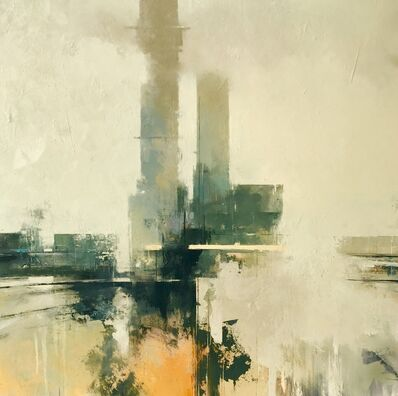 Sean Thomas, 'Industrial landscape'