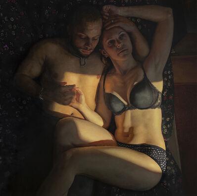 Michelle Doll, 'Couple (CR1_Macro)', 2019