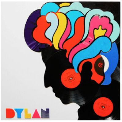 Keith Haynes, 'Dylan a la Milton Glaser', N/A