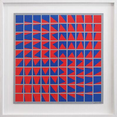 Horacio Garcia-Rossi, 'GRAV', 1975