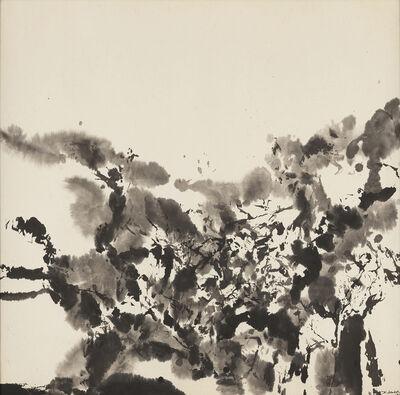 Zao Wou-Ki 趙無極, 'Untitled (No.8) ', 1986