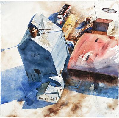 William Matthews, 'Red Tail Vista, 84', 2012