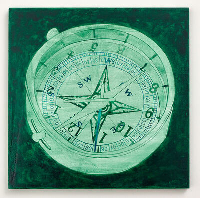 Su Yu-Xin 苏予昕, 'Compass over Clocks', 2019