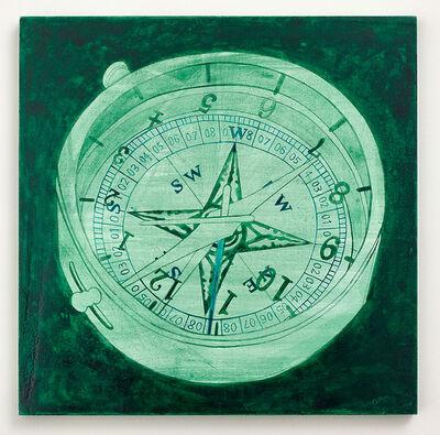 Su Yu-Xin 苏予昕, 'Compass over Clocks', 2019