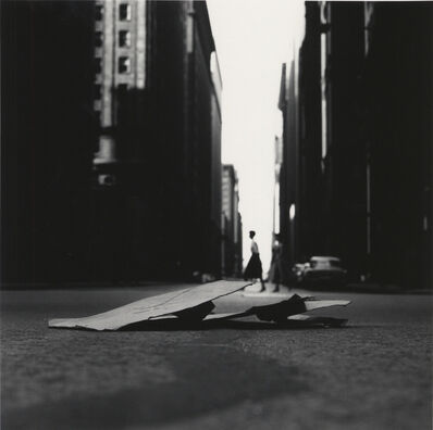 Ray K. Metzker, 'The Loop: Chicago', 1958